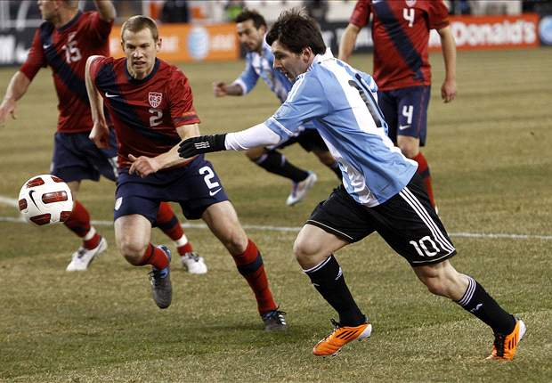 USA 1-1 Argentina: Man of the Match Profile – Lionel Messi