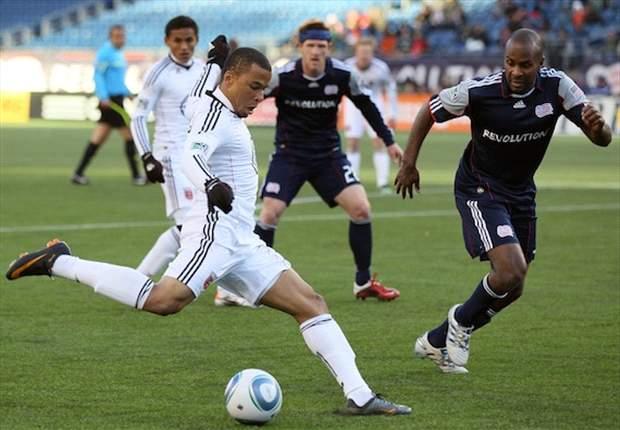Despite enjoying his resurgence in Major League Soccer, Charlie Davies wants to return to Europe