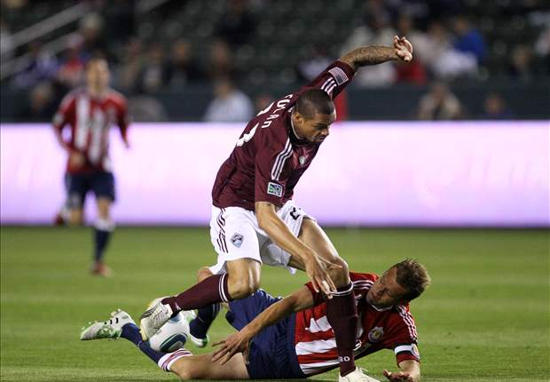 Chivas USA 0-1 Colorado Rapids: Fresh Strike Force Does The Business For Champs