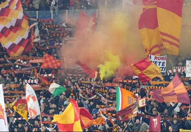 AS Rom gegen Lazio Rom: Ausschreitungen vor dem Derby