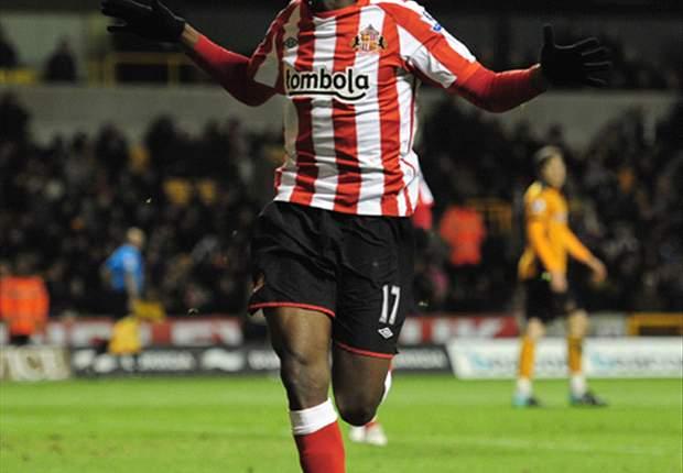 Steve Bruce hopes return of strikers will result in more goals for struggling Sunderland