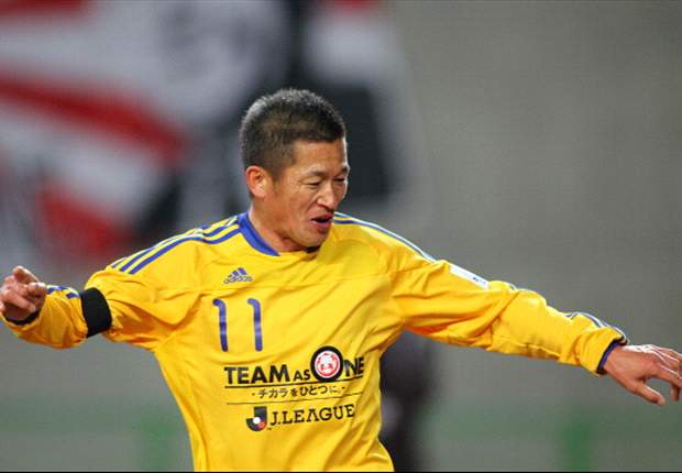 'King Kazu' Miura returns to international duty after Japan Futsal NT selection