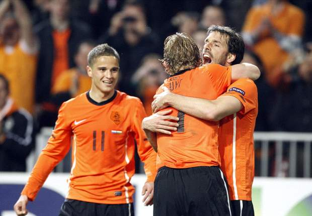 Holland's incredible unbeaten home record continues in three things we learned about betting from the Euro 2012 qualifiers