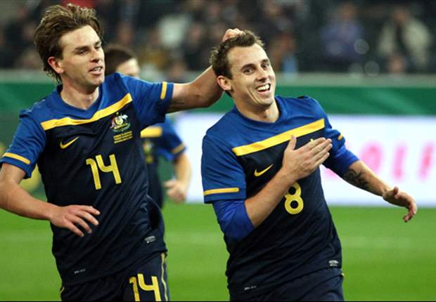 Socceroos utility Luke Wilkshire looks for fast start to fourth round 2014 World Cup qualifying