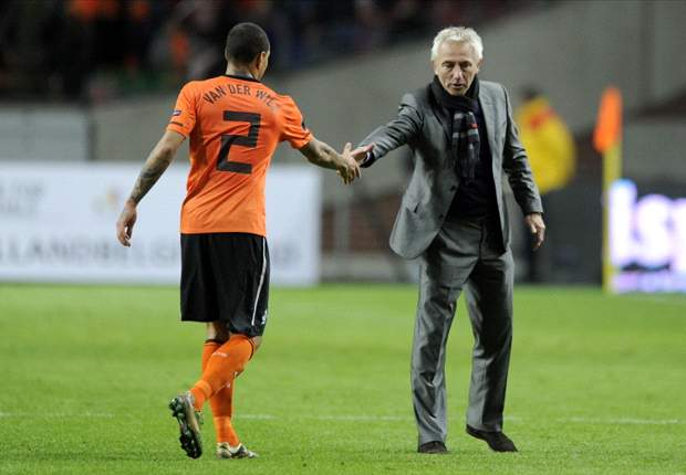 Van der Wiel: Netherlands will win the final 2-1