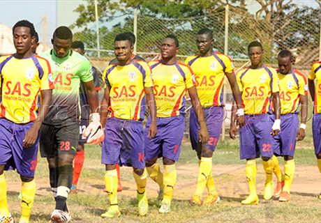 Hearts must step up against EST