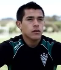 C. Muñoz, Chile International