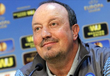 'Benitez is 99% certain to join Madrid'