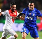 Pagelle Monaco-Juve: Tevez non incide