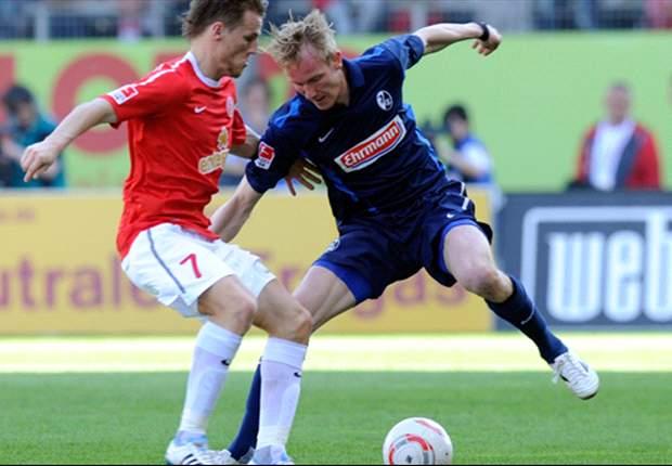 1. FSV Mainz 05 auch gegen Freiburg sieglos vor heimischer Kulisse