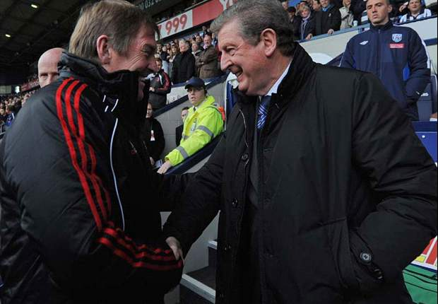 Who's laughing now? Dalglish sacked by Liverpool on day of Hodgson's England squad announcement