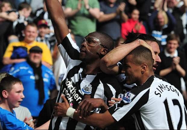 Aston Villa-Newcastle United: Pembalasan