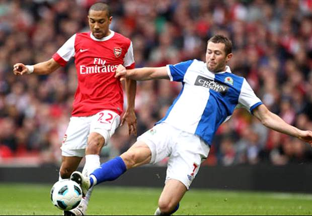 Blackburn Rovers captain Chris Samba believes his side's 'great spirit' earned point away to Arsenal