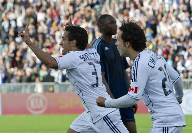 Vancouver Whitecaps 3-0 Real Salt Lake: Pair of penalty kicks from Camilo leads Whitecaps to first BC Place win