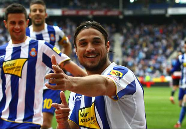 Fulham have £10.5m bid rejected for Espanyol striker Pablo Osvaldo - report