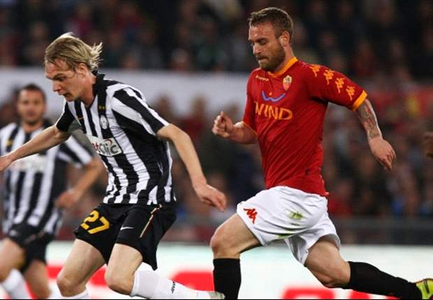 Roma 0-2 Juventus: Bianconeri boost Europa League hopes with victory in Rome