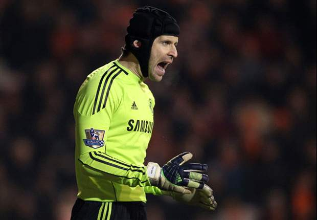 Chelsea's Petr Cech laments poor finishing in defeat to Manchester United
