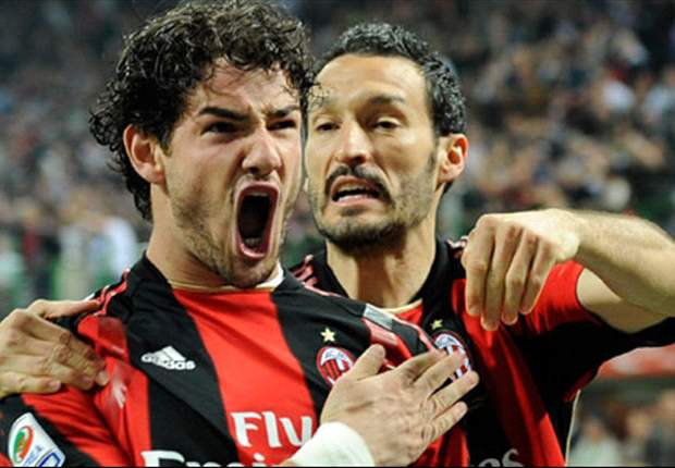 AC Milan's Alexandre Pato: The fans' support can help us secure Serie A title win