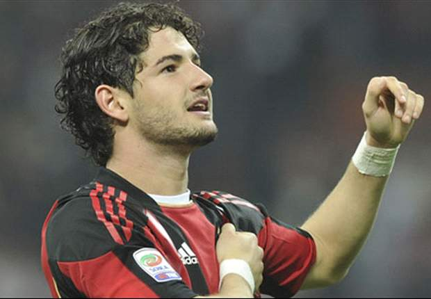 Alexandre Pato vows to stay with AC Milan until 2014 amid reports of Chelsea interest