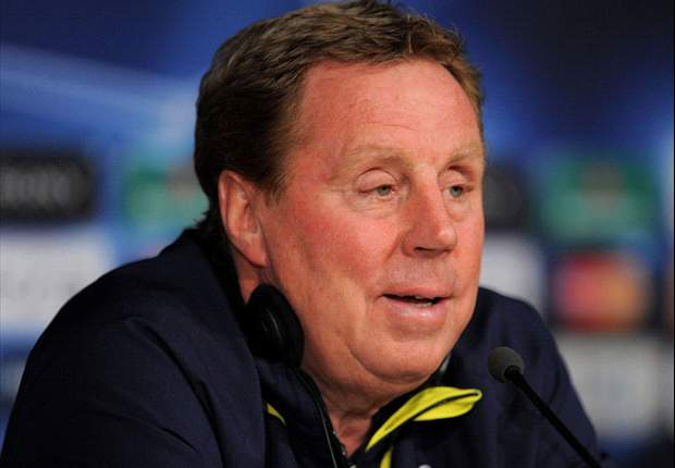 'Twenty million pound for Luka Modric, they've got to be dreaming' - Harry Redknapp laughs off talk linking Tottenham playmaker with Manchester United