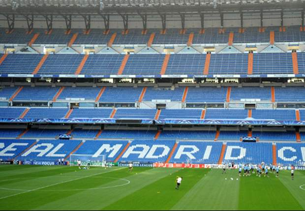 Real Madrid: Bernabeu redevelopment to cost £340m