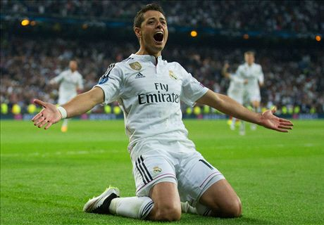 Chicharito to learn Madrid future in summer
