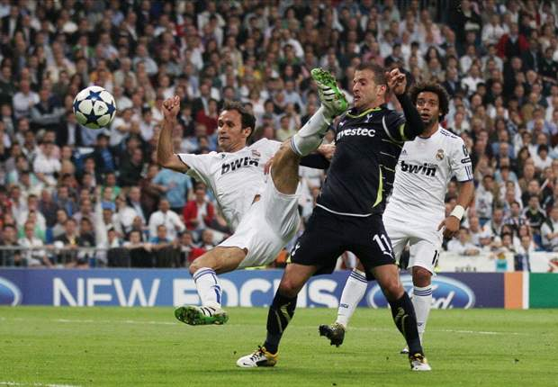 Real Madrid Defender Ricardo Carvalho: Peter Crouch Red Card Was Unfair And Made It Easy For Us Against Tottenham
