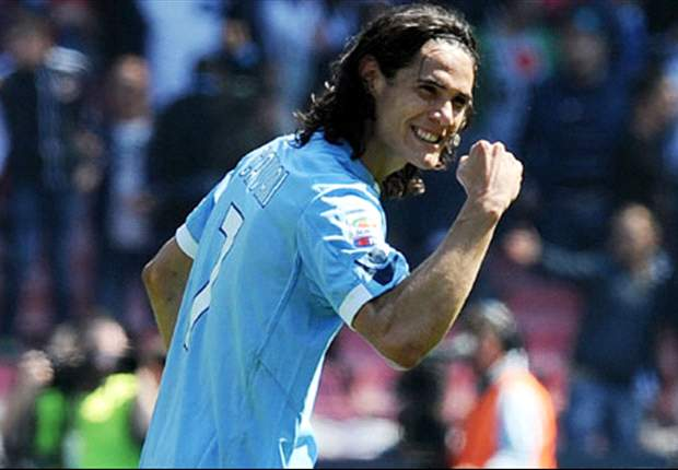 Napoli's Edinson Cavani dreams of Real Madrid move: My blood pulses at the thought of playing for them