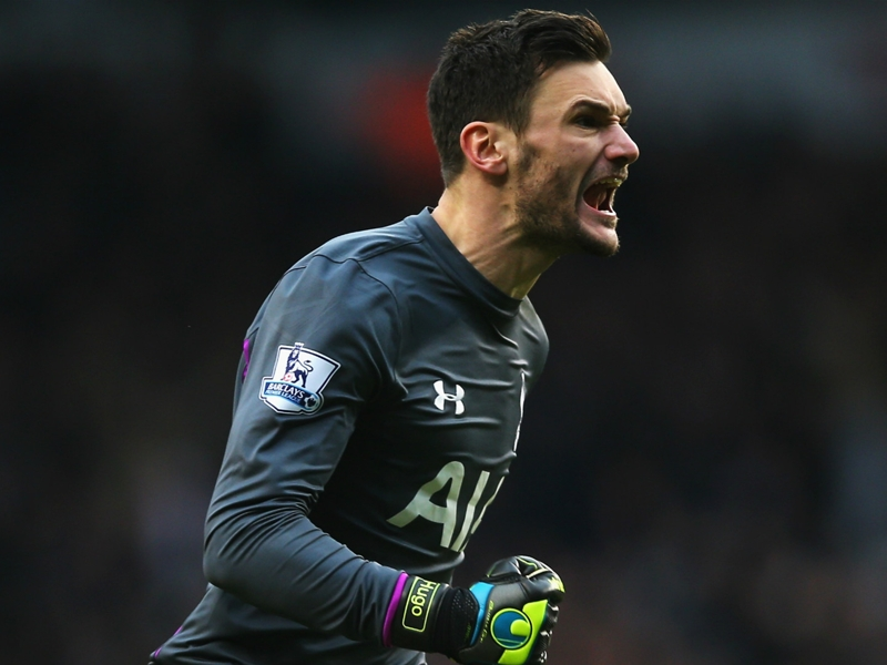 Domenech urges Lloris to leave Tottenham... but not for Manchester United