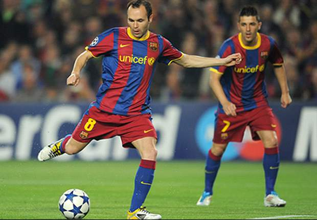 Pep Guardiola Includes Andres Iniesta & Eric Abidal In Barcelona's Squad To Face Real Madrid