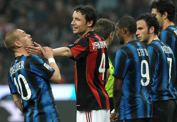 Mark van Bommel: AC Milan remain the team to beat