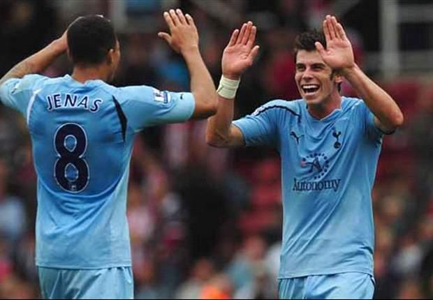 Tottenham Hotspur-Stoke City: Demi Empat Besar