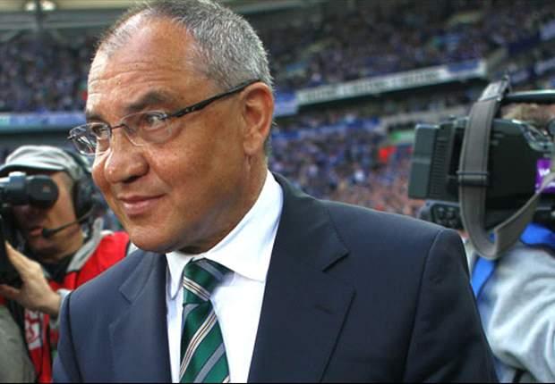 Magath glaubt vorerst nicht mehr an die Europa League-Plätze