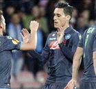 Il Napoli ci mette il fiocco: è semifinale