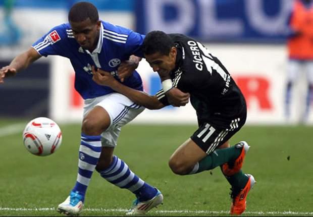 Bundesliga: Farfán goleó a Orozco en el duelo sudamericano entre Schalke y Wolfsburgo (4-0)