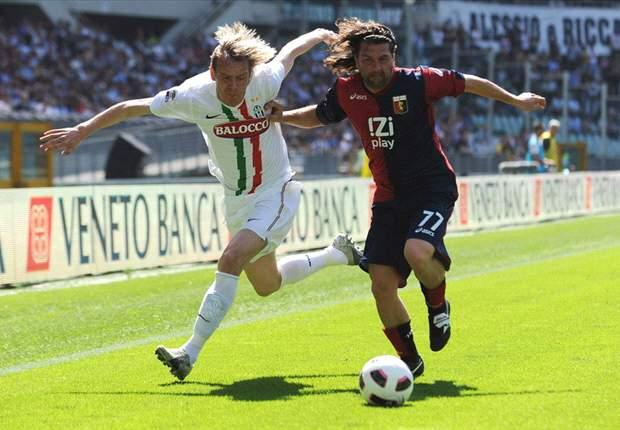 Juventus 3-2 Genoa: Late Toni strike reignites fourth-place hopes