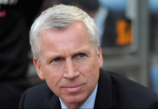Pardew named LMA Manager of the Year