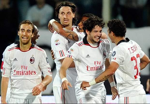 AC Milan wins 2010-11 Serie A title