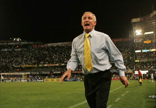Igesund promises hard work for the 23-man Bafana squad in 2013 Afcon preparation