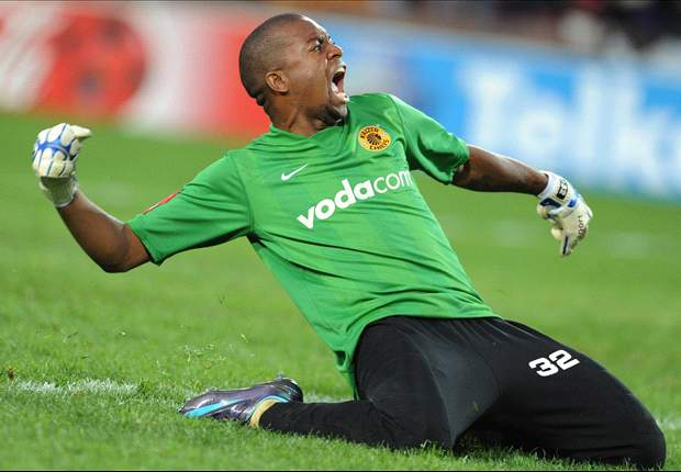 Khune: Carling Black Label Cup belongs to Kaizer Chiefs