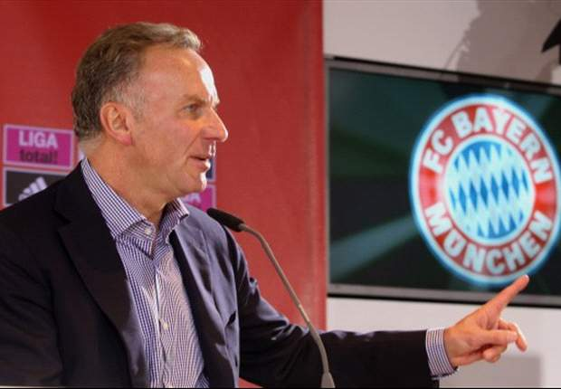 Karl-Heinz Rummenigge believes the current Bayern Munich is the best ever