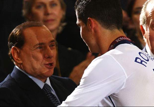 Real Madrid's Florentino Perez has no desire of selling Cristiano Ronaldo to AC Milan - Ernesto Bronzetti