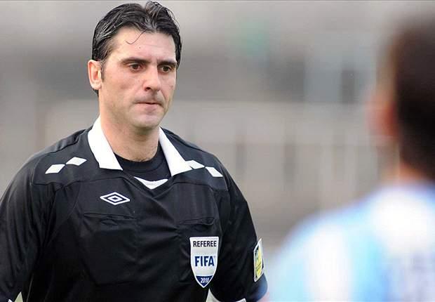 Darío Ubriaco será el árbitro del clásico