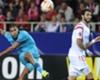 Sevilla defender Nicolas Pareja