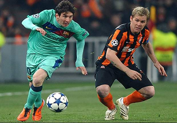 Shakhtar Donetsk 0-1 Barcelona (Agg 1-6): Lionel Messi strike eases visitors into Champions League semi-finals