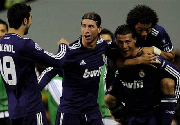 Cristiano Ronaldo: Real Madrid are not afraid of Barcelona