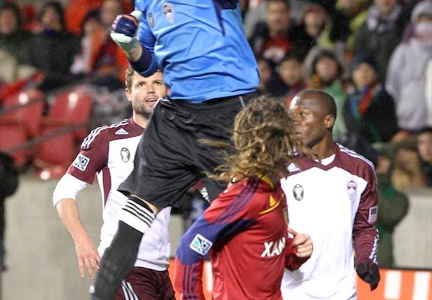 Real Salt Lake 1-0 Colorado Rapids: Injury-time Fabian Espindola winner steals two points in Rocky Mountain Cup