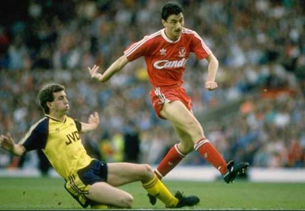 Ian Rush, topskor Liverpool sepanjang masa.