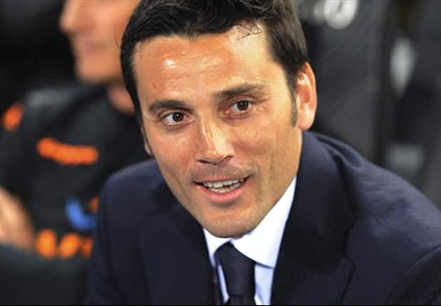 Roma Coach Vincenzo Montella Hails AC Milan As Worthy Serie A Champions