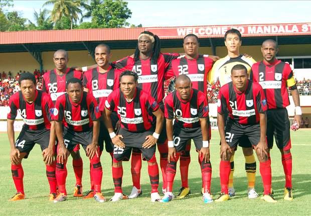 Perang Bintang: Tekuk ISL All-Stars, Persipura Jayapura Tegaskan Dominasi